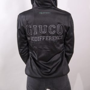 Felpa black GiuCo