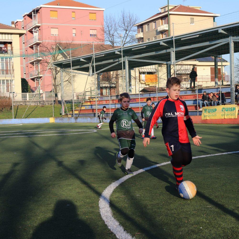 Calcio GiuCo'97-Borgonuovo 9